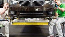 В Украине выросло автопроизводство