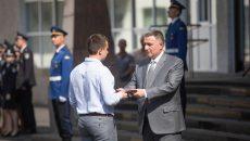 Аваков вручил государственные и ведомственные награды сотрудникам системы МВД Украины