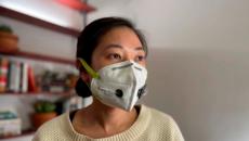 В США разработали прототип маски, которая обнаруживает COVID-19 (фото)