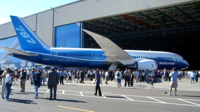 Boeing доработает самолеты 787 Dreamliner