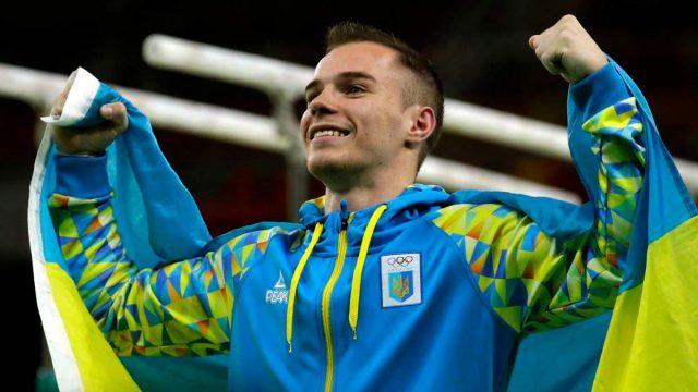 Украинский гимнаст Верняев дисквалифицирован
