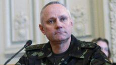 Хомчак покидает должность командующего ВСУ