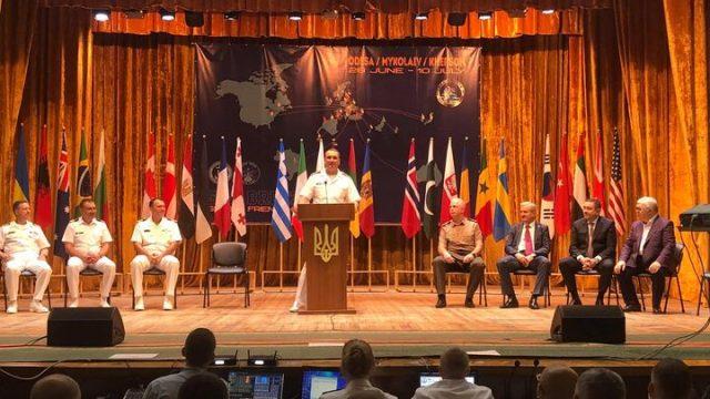 Многонациональные учения Sea Breeze-2021 завершены