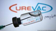 Вакцина Curevac показала эффективность менее 50%