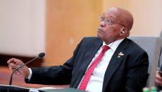Экс-президент ЮАР Зума помещен в тюрьму