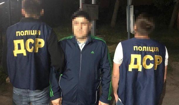 Из Украины депортировали
