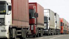 В Киеве вводится ограничение на въезд большегрузного транспорта