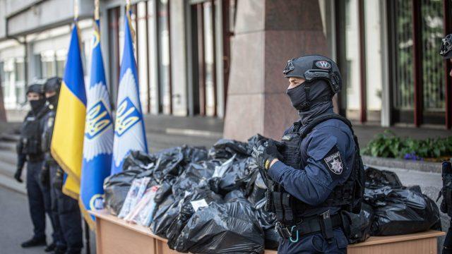 Правоохранители задержали организатора крупного канала поставки героина