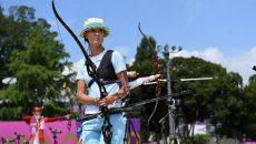 Украинские лучники первыми начали свое выступление на Олимпиаде-2020