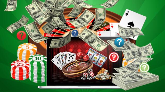 Рада намерена снизить налоги для организаторов азартных игр и лотерей