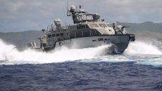СЩА передадут Украине современные патрульные катера