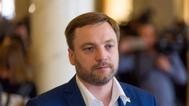 Зеленский выдвинул Монастырского на должность главы МВД