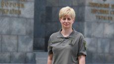 В ВСУ появилась первая женщина-командующий