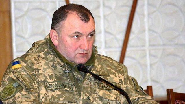 Суд арестовал генерала Павловского