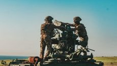 В Украине прошли полевые учения ПВО