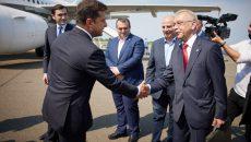 Украина, Грузия и Молдова подписали Декларацию о европейской интеграции