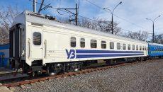 КВСЗ получил аванс от УЗ за поставку 100 пассажирских вагонов (фото)