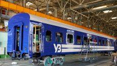 КВСЗ отчитался о стадиях изготовления вагонов для УЗ