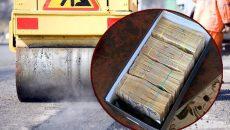 СБУ проводит обыски, расследуя хищение на ремонте асфальта во дворах Киева