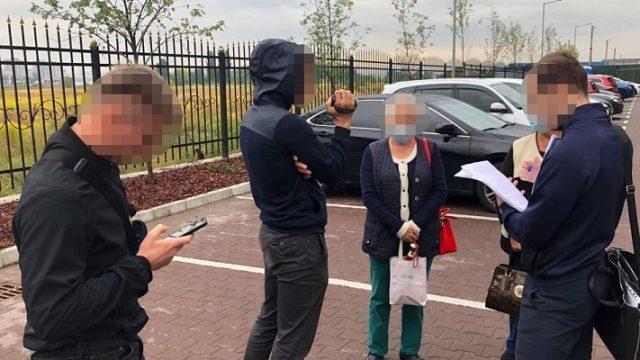 В Киеве полицейские похитили человека и требовали выкуп - прокуратура