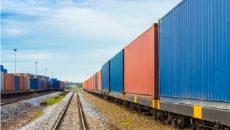 Украина и Польша нарастили объем железнодорожных грузовых перевозок на 22%