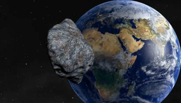 К Земле снова приближается крупный астероид