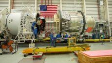 NASA и Northrop Grumman готовятся к запуску украинско-американской ракеты