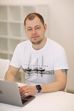 Андрей Чумаченко, Netpeak