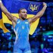 Украинские борцы Насибов и Беленюк вышли в финал на турнире борцов на Олимпиаде в Токио