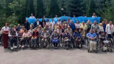 До Дня незалежності будинки престарілих отримали нову допомогу від «ТЕДІС Україна»