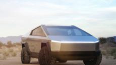 Tesla перенесла производство Cybertruck