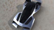 Стартап Urban eVTOL разработал Leo Coupe – летающий гиперкар будущего