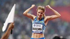 Украинская легкоатлетка Ярослава Магучих завоевала