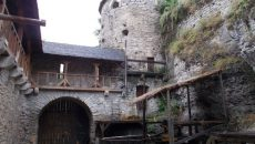 Фонд госимущества сдает в аренду часть замка в Каменце-Подольском