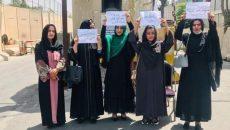 Более 20 стран подписали заявление в защиту прав женщин в Афганистане