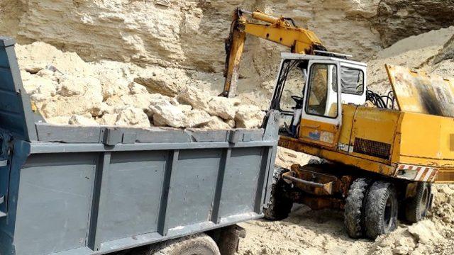 СБУ разоблачила масштабную незаконную добычу песка