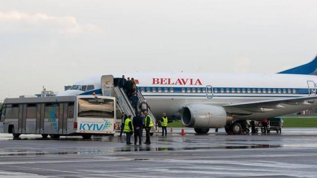 Белавиа продлила приостановку полетов в Украину