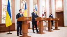 Президент предложил Крымскую платформу для деоккупации других территорий