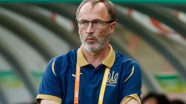 Александр Петраков возглавил сборную Украины по футболу