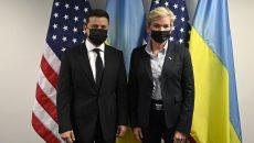 Зеленский обсудил с министром энергетики США противодействие СП-2