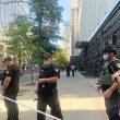 Неизвестный мужчина в здании Кабмина Украины угрожает взорвать гранату