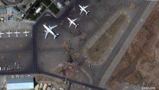 Все авиарейсы из Кабула приостановлены
