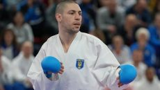 Украинский каратист Горуна завоевал бронзу на Олимпиаде в Токио