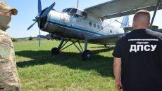 На Прикарпатье задержали самолет Ан-2