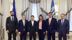 Подписан меморандум, который позволит привлечь экспортное финансирование для украинской железной дороги