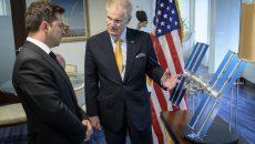 Зеленский обсудил с руководством NASA совместные проекты
