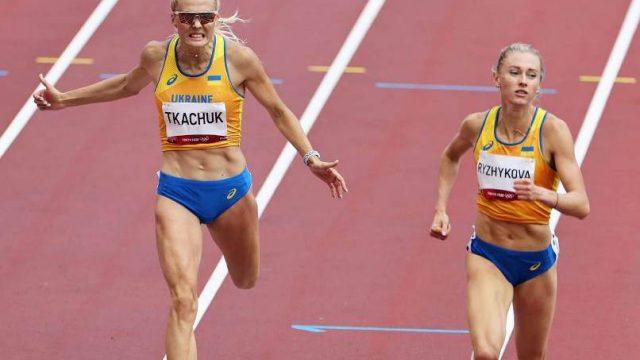 Украинки Рыжикова и Ткачук заняли 5-е и 6-е места на Олимпиаде в Токио