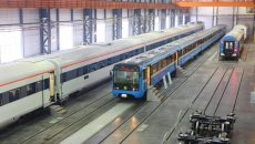 КВСЗ сократил производство вагонов на 53%