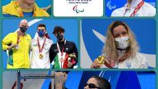 Украина заняла шестое место на Паралимпиаде в Токио
