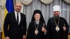 В Украину прибыл Вселенский Патриарх Варфоломей